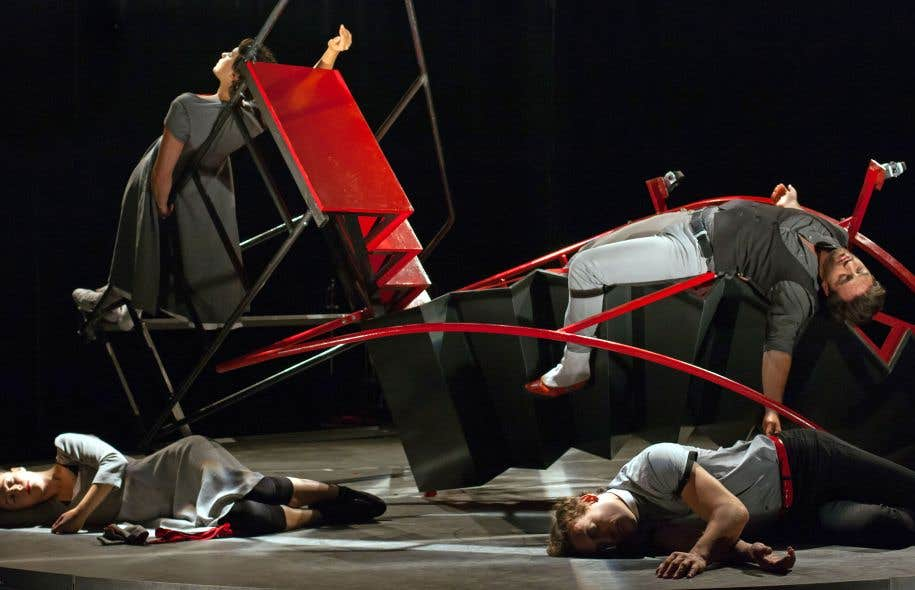 Rencontre theatre ado laval