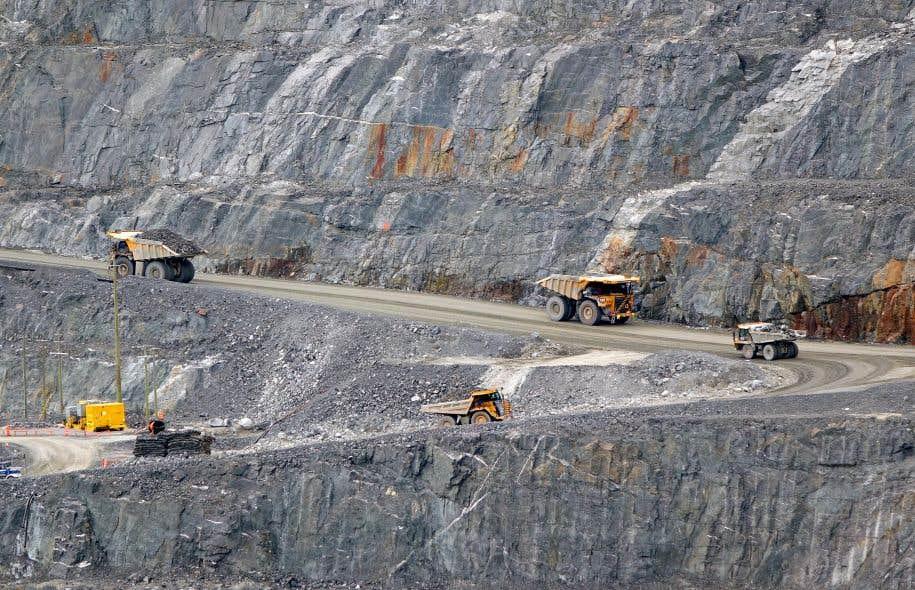 Le projet d'agrandissement de la mine de Malartic devrait prolonger de six ans, soit jusqu'en 2028, la durée de vie du gisement aurifère.