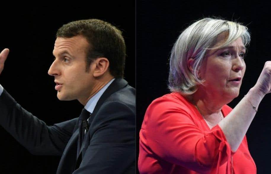 L'affrontement Macron-Le Pen reflète le fossé qui sépare les gagnants et les perdants de la mondialisation en France.