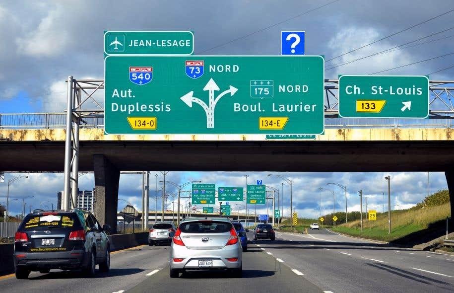 Si le mouvement du tout-à-l'auto est fort à Québec, ce serait aussi parce que l'étalement urbain y est plus prononcé qu'ailleurs.