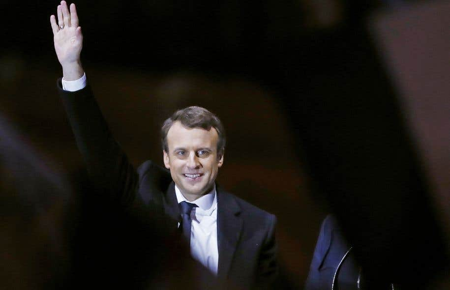 À 39 ans, Emmanuel Macron est le plus jeune président de l'histoire récente de la France.