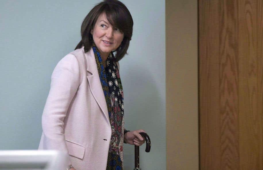 L'ex-vice-première ministre Nathalie Normandeau et ses six coaccusés font tous face à des accusations d'abus de confiance.