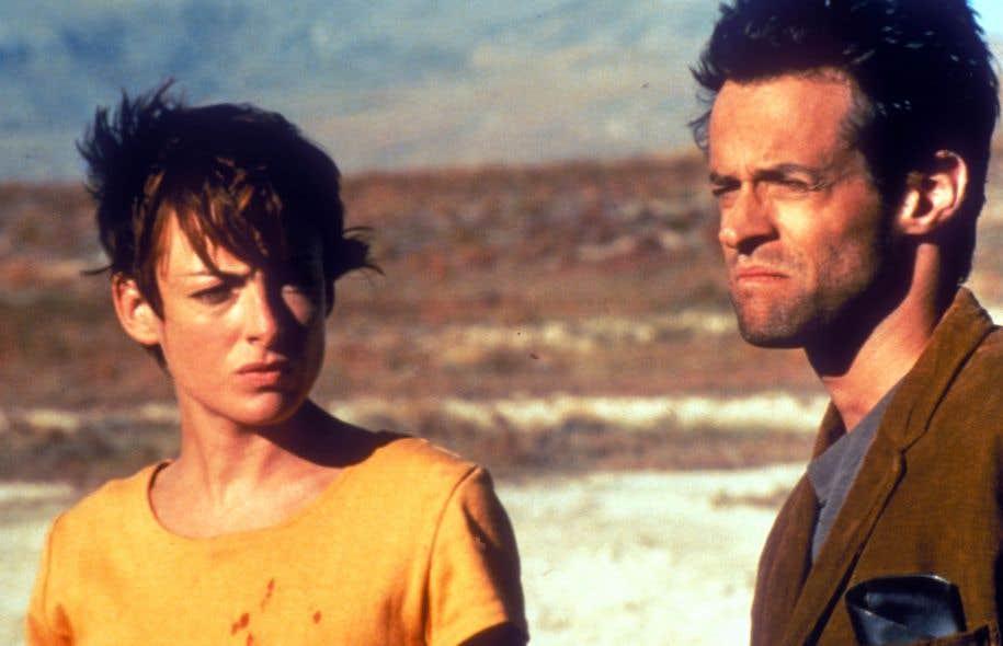 Un «32 août sur terre», avec Pascale Bussières et Alexis Martin, a été tourné il y a 20 ans dans le Mile-End et à Salt Lake City.
