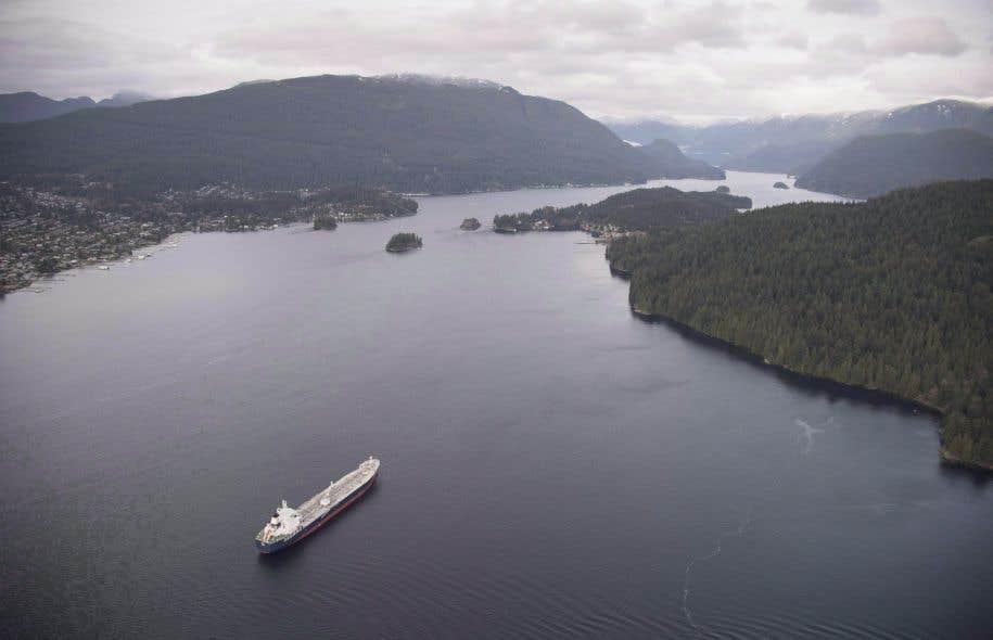 Quelque 400 pétroliers seront chargés chaque année dans la région de Vancouver afin d'exporter le pétrole albertain vers le marché asiatique.