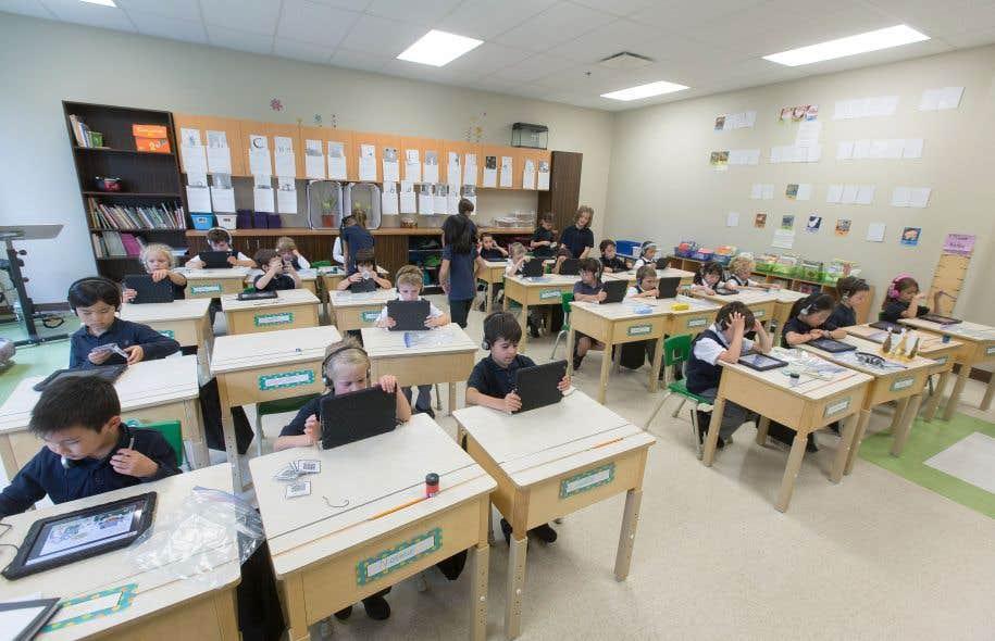 L'école privée offre un choix, et avoir des choix, c'est une composante inéluctable d'une démocratie.