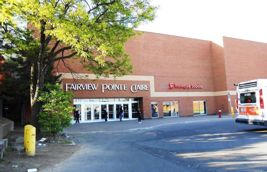 Le centre commercial Fairview évacué — DERNIÈRE HEURE