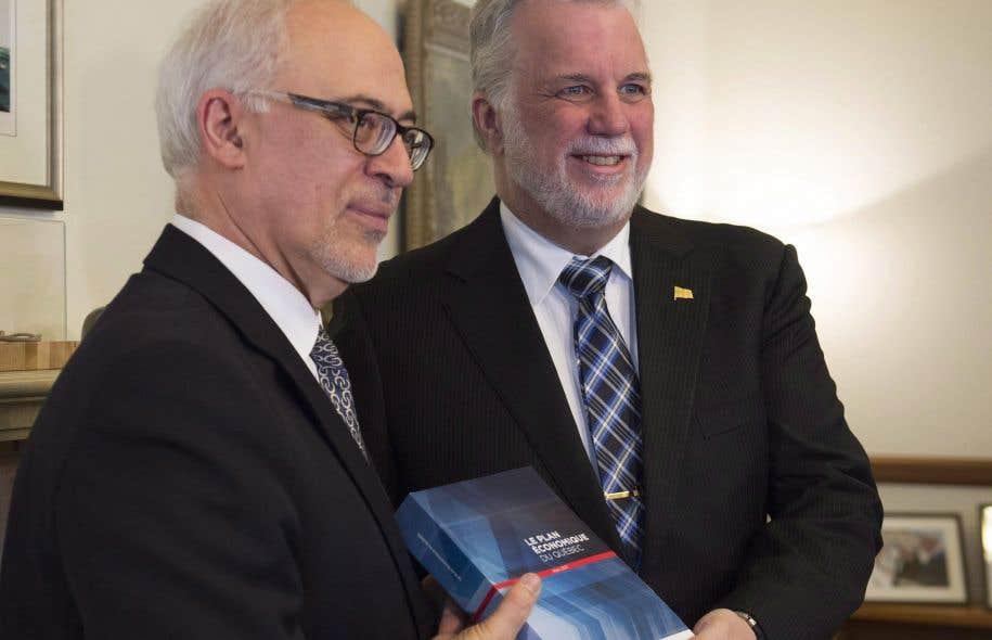 Couillard rencontrera les premiers ministres israélien et palestinien