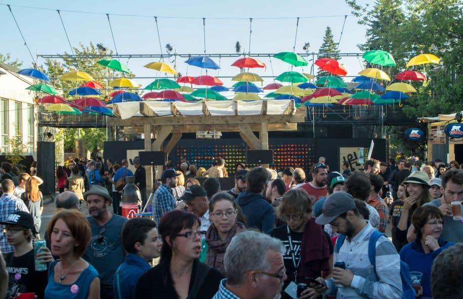 Le Festival de musique émergente à Rouyn-Noranda