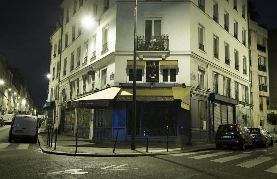 amendes pour un restaurateur parisien ayant diffus une vid o d attaques djihadistes le devoir. Black Bedroom Furniture Sets. Home Design Ideas