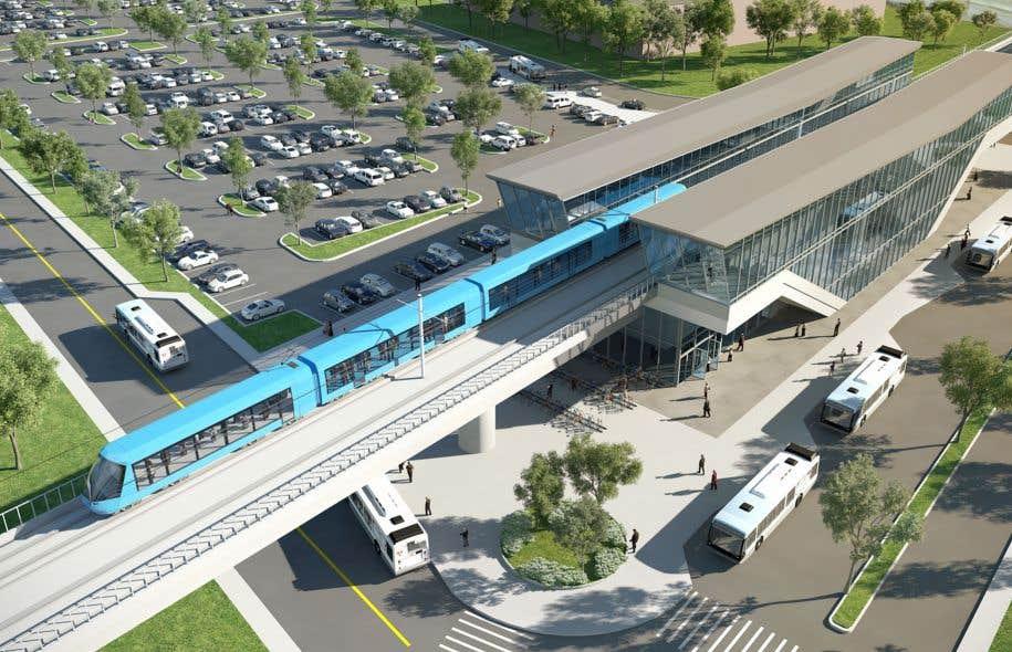 La meilleure évaluation indépendante du projet est celle du BAPE, qui conclut que 90 % des usagers du REM utilisent déjà le transport collectif.