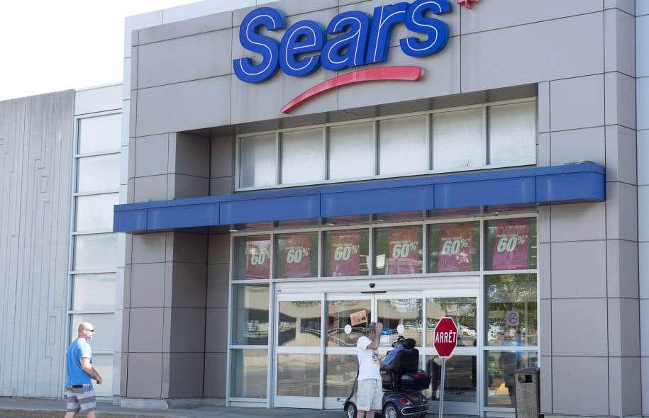 Sears Canada doute de son avenir et songe à se mettre en ...