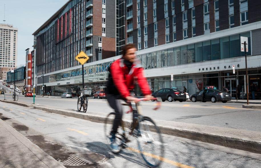 Montréal est passée du 8e rang des villes de vélo dressé par Copenhagenize en 2011 au 14e rang en 2013, puis au 20e rang en 2015 et en 2017.