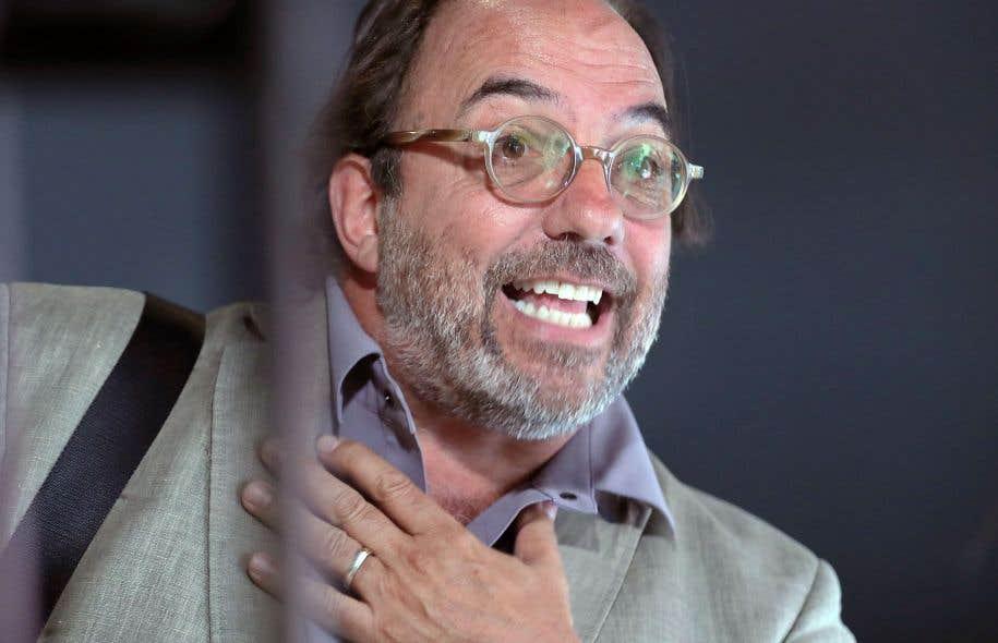 Le directeur artistique et général de La Licorne, Denis Bernard, s'est senti insulté par la manière dont le ministre Luc Fortin traite les artistes.
