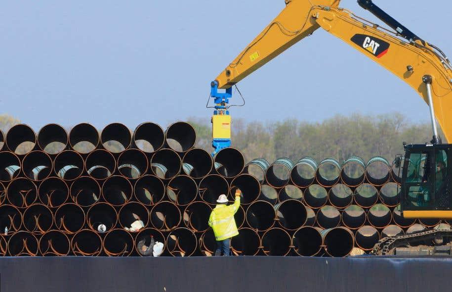 L'ONE, qui a donné son aval à plusieurs projets de pipelines controversés, a essuyé de vives critiques dans le dossier Énergie Est.