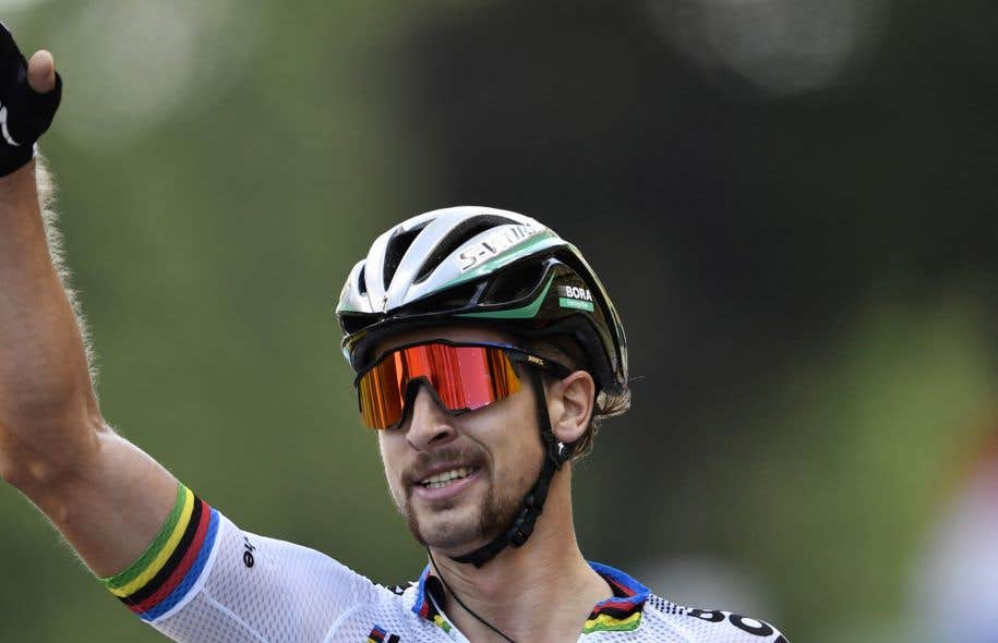 Intouchable, Peter Sagan s'impose lors de la 3e étape — Tour de France
