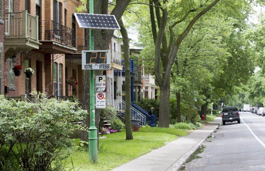 La métropole réduira à 30km/h la limite de vitesse dans ses rues résidentielles.
