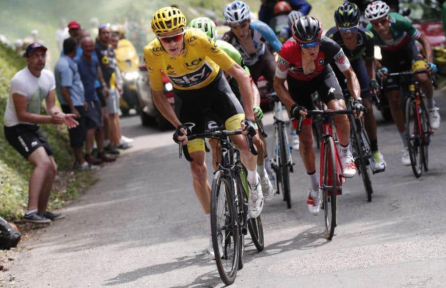 Tour de France : abandon de l'Australien Richie Porte après une terrible chute