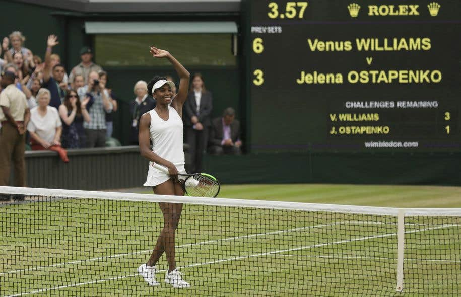 9e finale pour Venus Williams — Wimbledon