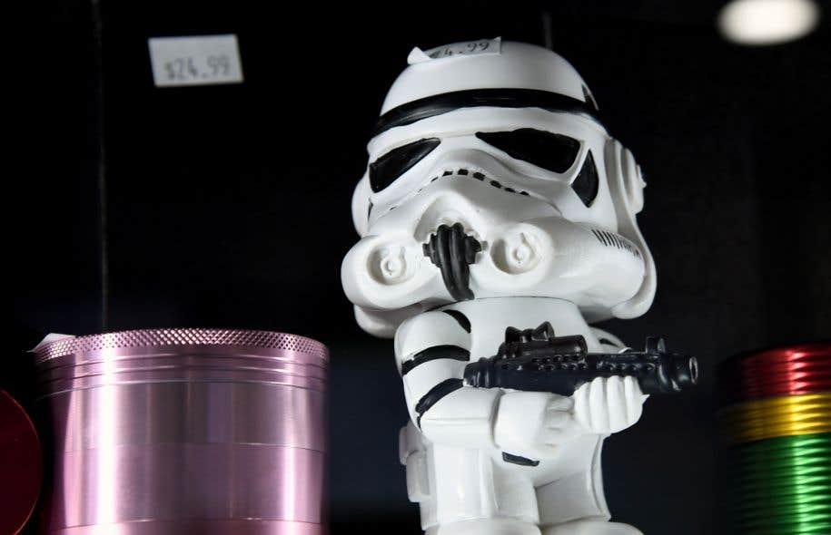 Le contrôle serré de l'univers Star Wars est apprécié des fans et des réalisateurs.
