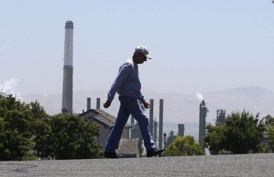 Selon l'étude,le tiers des États les plus pauvres feront face à des dommages économiques liés au climat pouvant atteindre jusqu'à 20% de leurs revenus.
