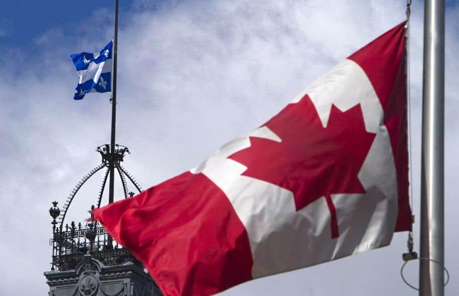 Au regard de nos relations commerciales, il est bien difficile de ne pas voir qu'il y a aussi des solidarités entre le Québec et le Canada, estime le ministre Jean-Marc Fournier.