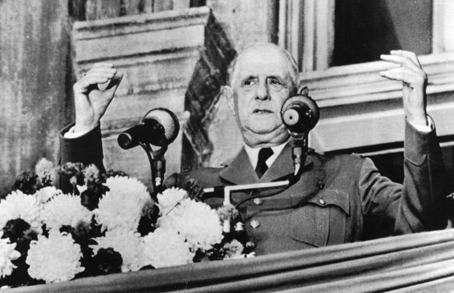 En réaction au discours du général de Gaulle, René Lévesque écrit notamment qu'il «eut même pour effet de retarder un peu notre démarche. Nous ne voulions pas qu'elle parût accrochée à cette intervention du dehors, si prestigieuse fût-elle».