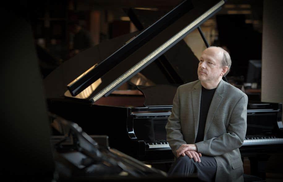 C'est à Orford, il y a quelques années, qu'Hamelin avait marqué les esprits avec une «Sonate D. 960» de Schubert inoubliable.