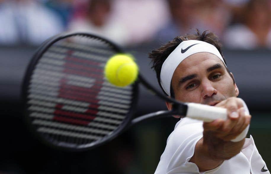 Vainqueur au terme d'une finale à sens unique face au Croate Marin Cilic (6-3, 6-1, 6-4 en 1h41min), Federer n'a pas eu à forcer son talent contre le lauréat de l'US Open 2014.