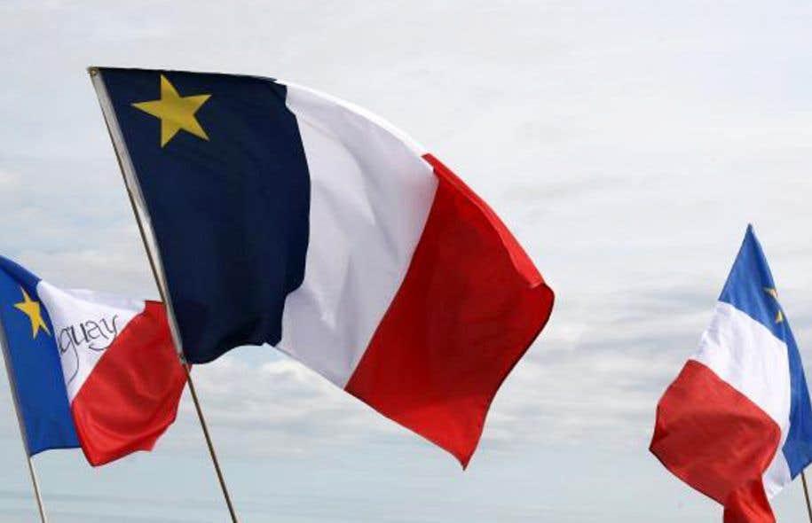 «Dans l'imaginaire collectif de nombreux Canadiens français, la mère patrie n'est pas le Québec, c'est la France coloniale», croitRicky G. Richard.