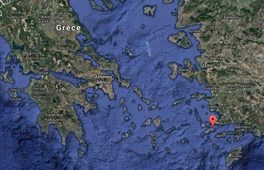 EN IMAGES. Grèce : l'île de Kos frappé par un séisme