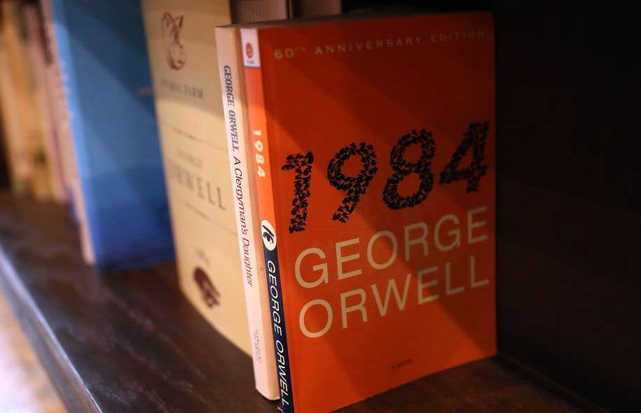 """«C'est par une fascination morbide pour l'appocalypse que nous contemplons les dystopies tel """"1984"""", d'Orwell, comme autant de scénarios vraisemblables ou imminents», écrit l'auteur du texte."""