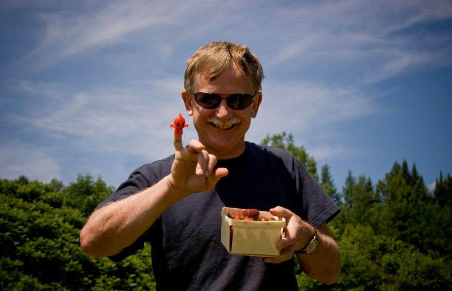 David Carkeet est un professeur retraité d'écriture et de linguistique à l'Université du Missouri.