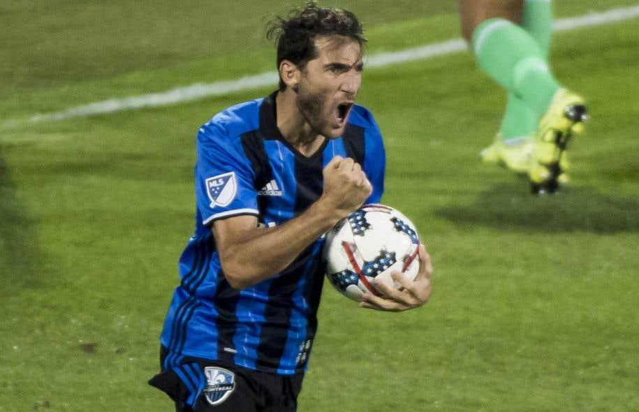 Ignacio Piatti, avec son neuvième de la saison, avait créé l'égalité pour l'Impact sur un penalty tôt en deuxième demie, redonnant espoir à la salle comble de 20801 spectateurs.