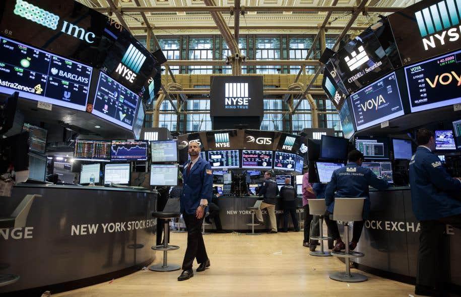 Le changement de régime monétaire de la Réserve fédérale des États-Unis n'alimente pas l'émotivité des investisseurs boursiers.