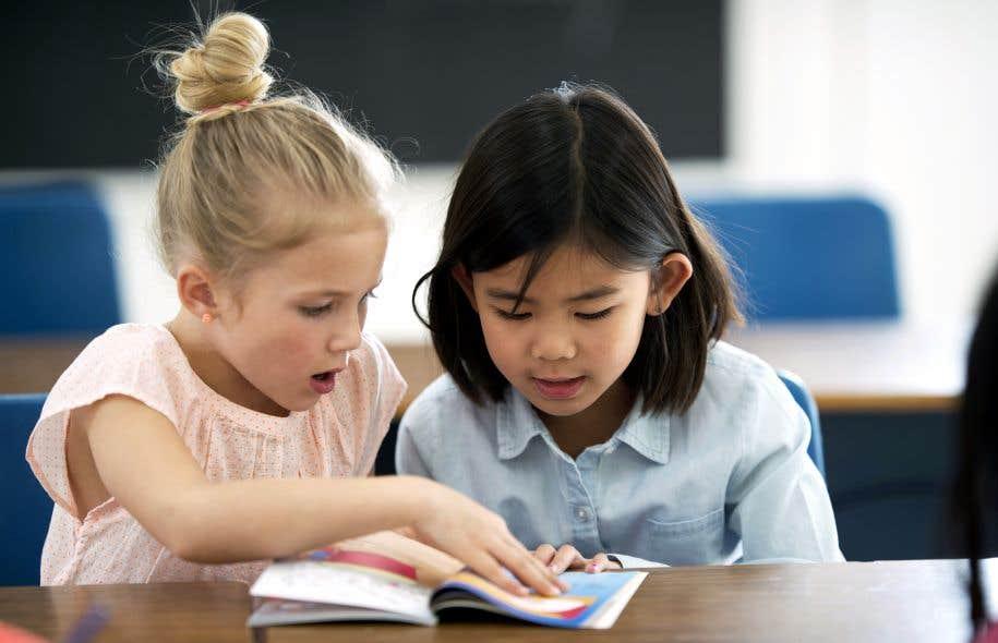 Le but de «J'aime lire» est de proposer aux enfants «un magazine fait pour eux, qu'ils puissent lire tout seuls», selon la rédactrice en chef, Delphine Saulière.