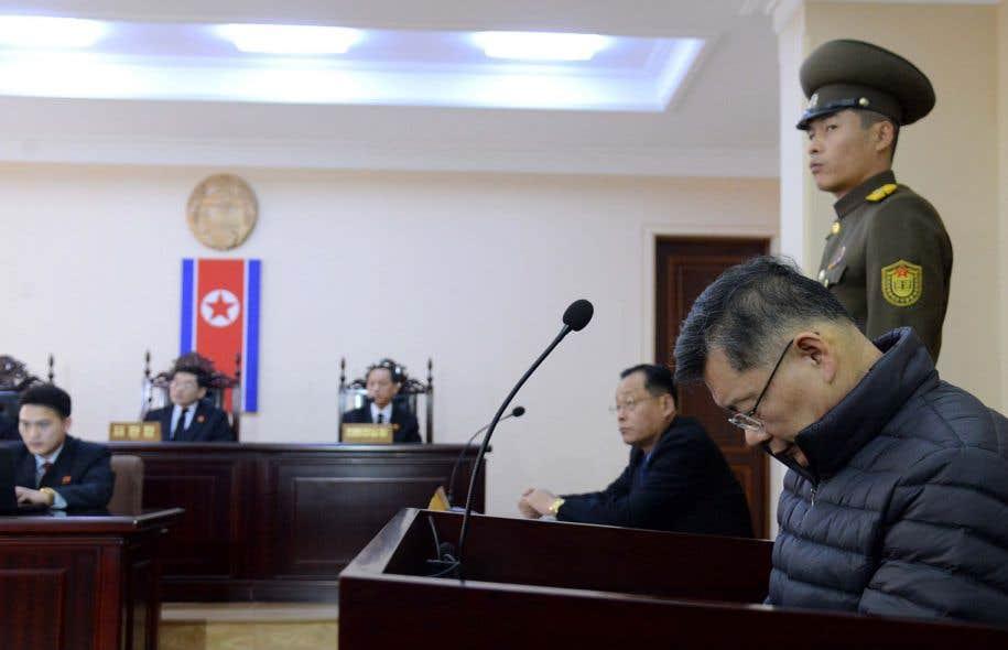 La Corée du Nord libère un pasteur canadien pour raisons médicales