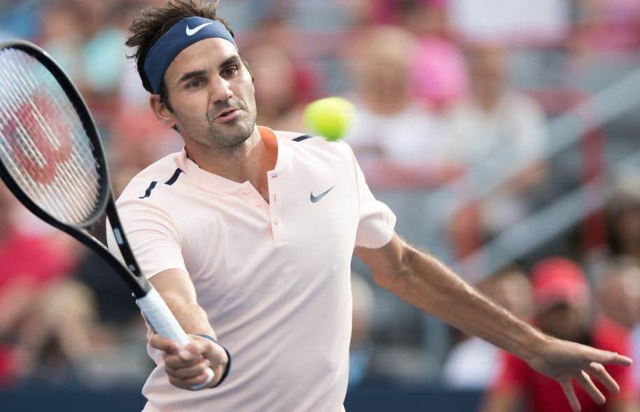 Roger Federer tout près d'une série record