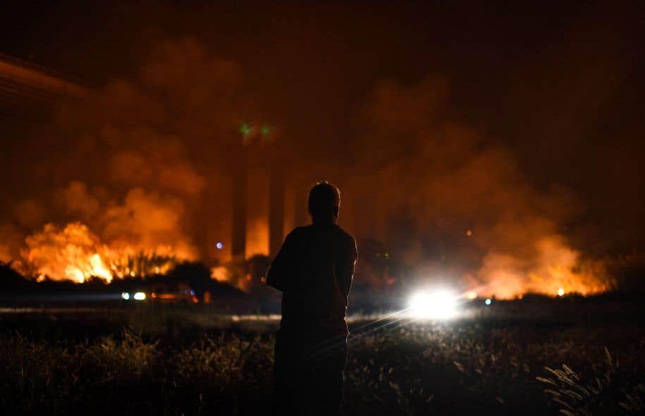 Le Portugal a enregistré vendredi le plus grand nombre d'incendies de forêt en une seule journée, a déclaré la porte-parole de la protection civile, Patricia Gaspar.