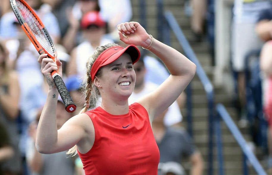 L'Ukrainienne Elina Svitolina atteint un sommet personnel en prenant la quatrième place du classement de la WTA.