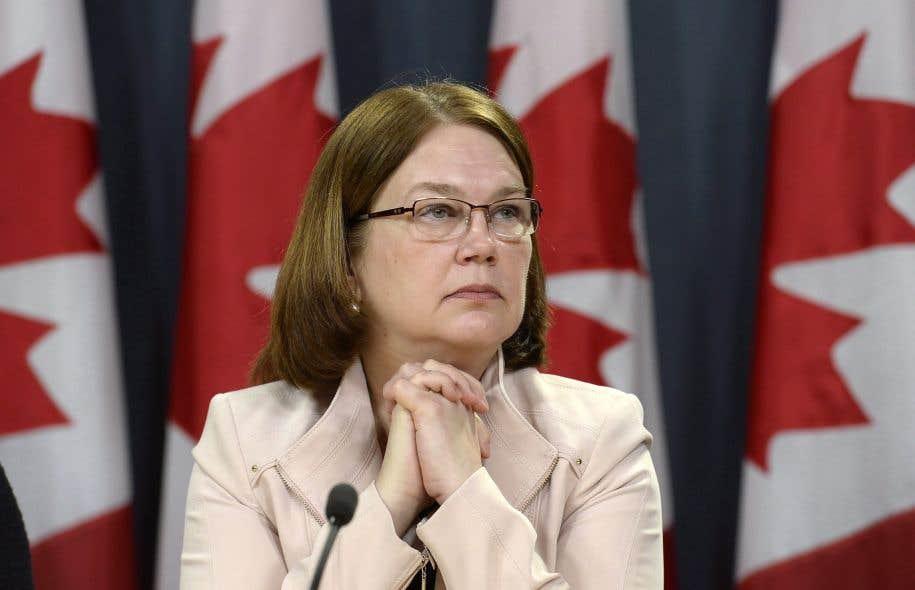 Dans une conférence de presse en marge d'un congrès médical à Québec, lundi, MmePhilpott a été questionnée sur le manque à gagner soulevé par M.Barrette, mais elle n'a jamais fait mention du montant évoqué ni de son homologue.
