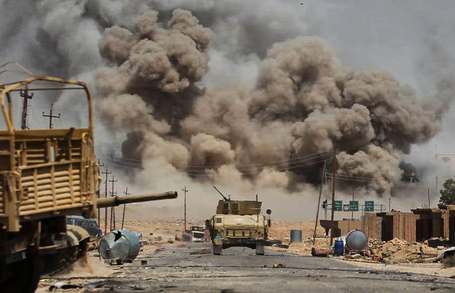 Les forces irakiennes reprennent Tal Afar à l'État islamique