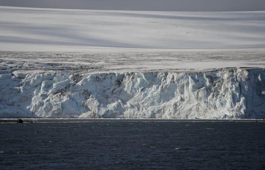 L'expérience suggère que le changement climatique pourrait avoir des effets plus importants qu'on ne le pensait sur les écosystèmes marins polaires.<br />