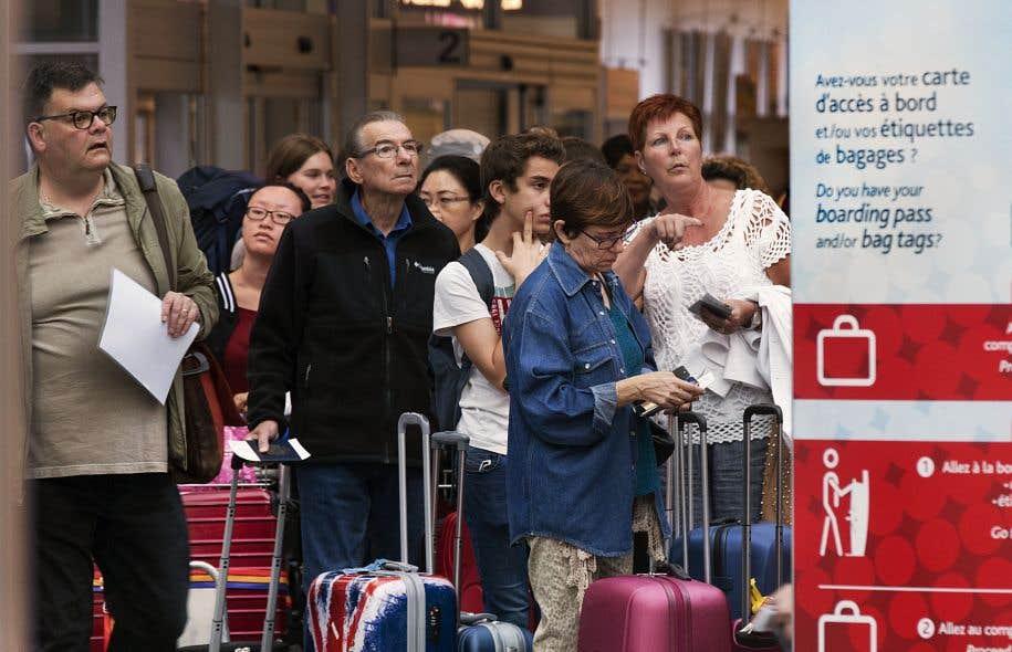 En 2016-2017, l'Office des transports du Canada a reçu 3367 nouvelles plaintes concernant le transport aérien.