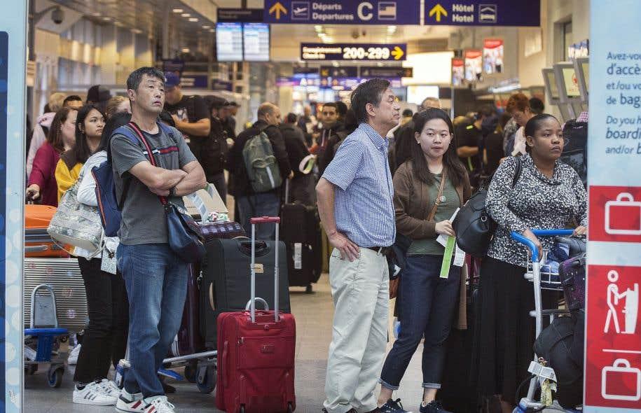 Pour être dédommagé, un voyageur doit s'empresser de formuler une plainte écrite à la compagnie et à l'Office des transports du Canada (OTC).