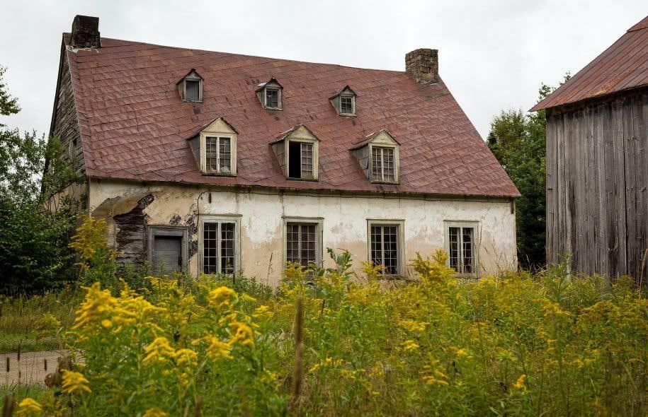 La maison de John Neilson à Saint-Gabriel-de-Valcartier