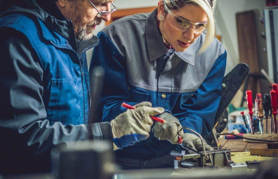 Le temps est venu pour l'école d'exiger de l'entreprise un nouveau partage des responsabilités et des coûts de la formation professionnelle et technique.