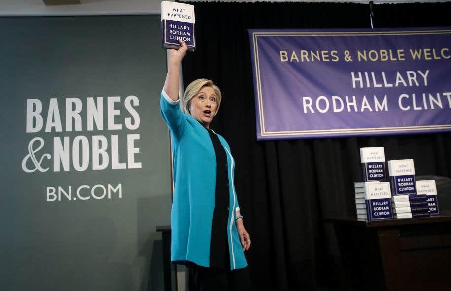 Hillary Clinton a publié mardi «What Happened», un retour sur la dernière campagne électorale qu'elle a perdue aux mains de Donald Trump.