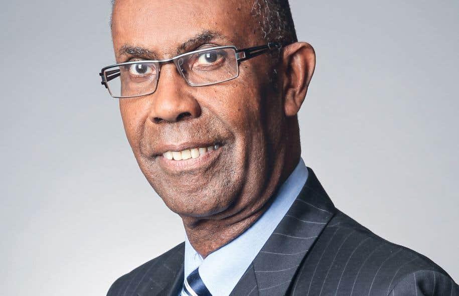 Michel Adrien, maire de Mont-Laurier depuis 2013