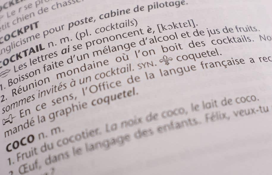 Est ce un anglicisme selon l 39 oqlf le devoir - Office de la langue francaise ...