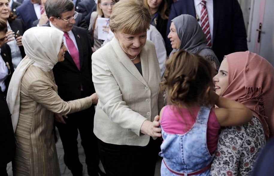 Angela Merkel en route vers un quatrième mandat